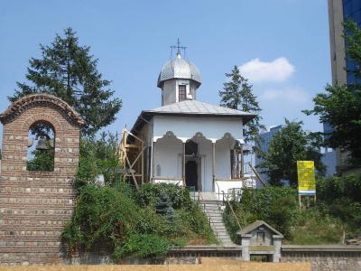 Bucur Church, Bucharest