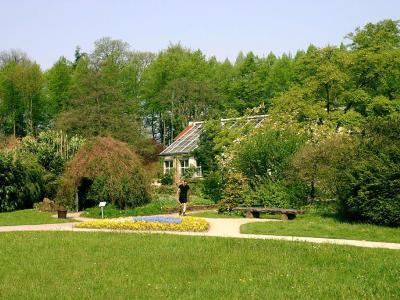 Botanischer Garten Münster Munster