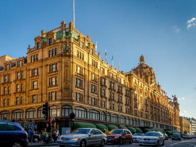Harrods Ltd, London