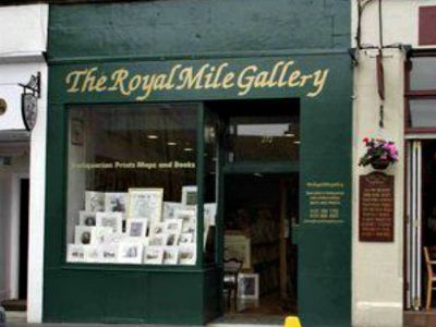 The Royal Mile Gallery, Edinburgh