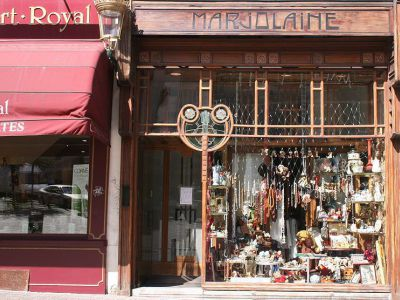 Marjolaine, Brussels