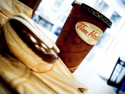 Tim Hortons, Montreal