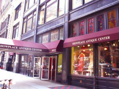 Showplace Antique Design Center New York