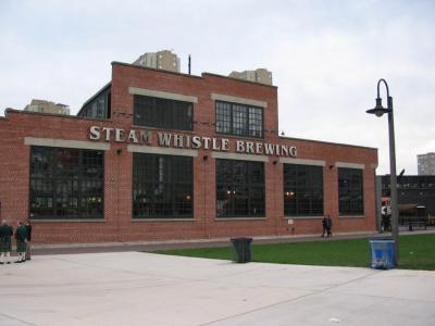 Steam Whistle Brewing, Toronto