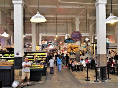 Grand Central Market / Homer Laughlin Building, Los Angeles