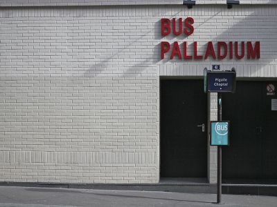 Le Bus Palladium, Paris