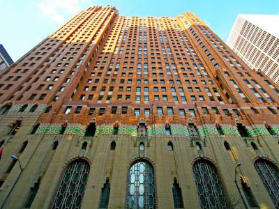 The Guardian Building, Detroit