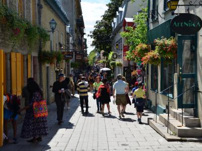 Lower Town (Basse-Ville), Quebec City