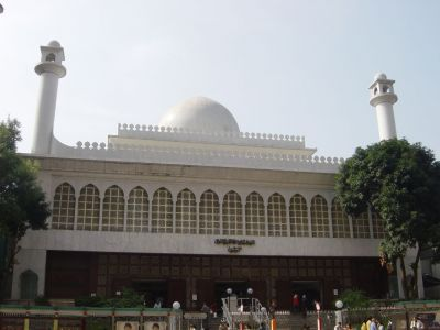Kowloon Mosque and Islamic Center, Hong Kong