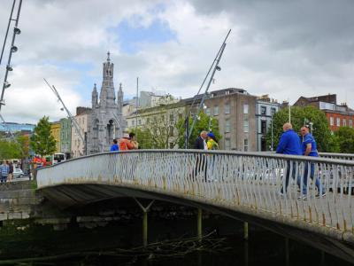 Nano Nagle Bridge, Cork