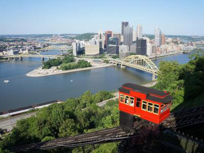 Duquesne Incline (Upper Station), Pittsburgh