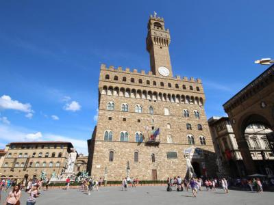 Palazzo Vecchio (Old Palace), Florence