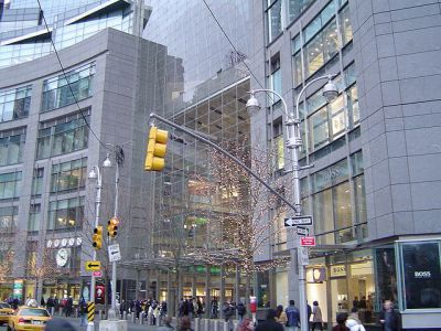 Shops at Columbus Circle, New York