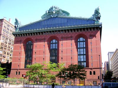 Harold Washington Library Center, Chicago