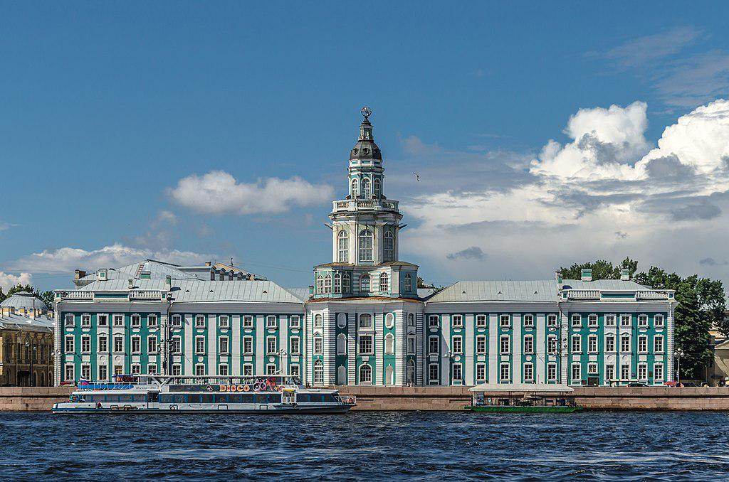 Where to take a walk in St. Petersburg