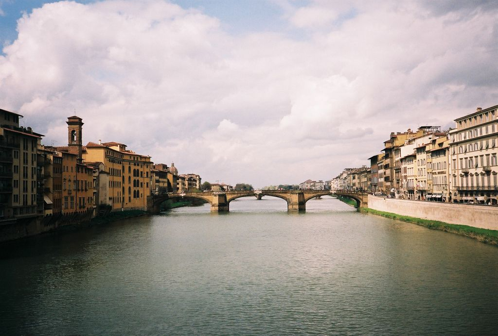 self guided walking tour of florence