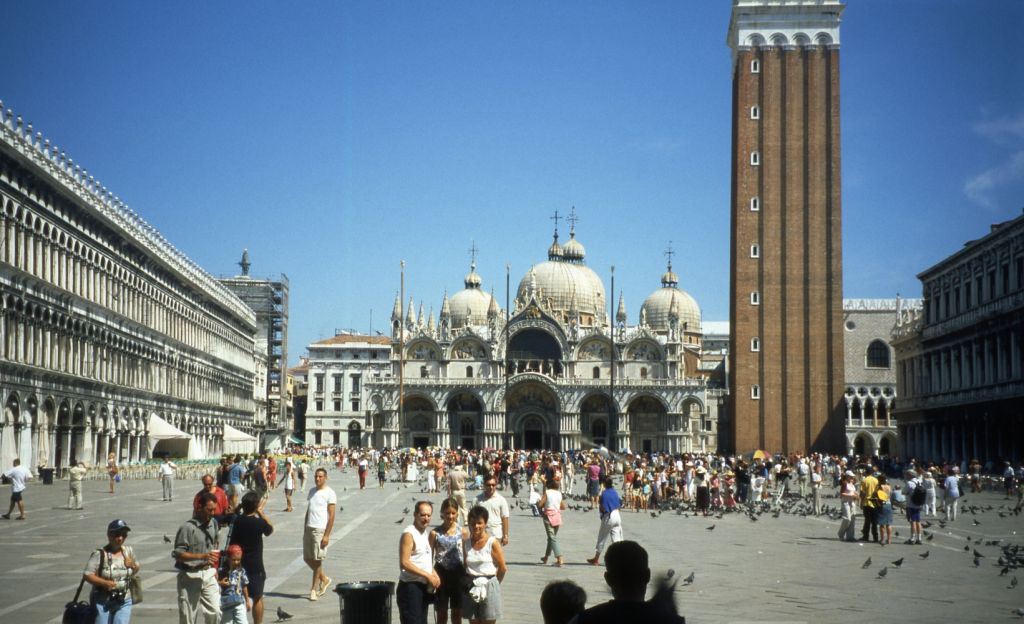 Piazza San Marco Walking Tour Venice Italy - Venice san marco map