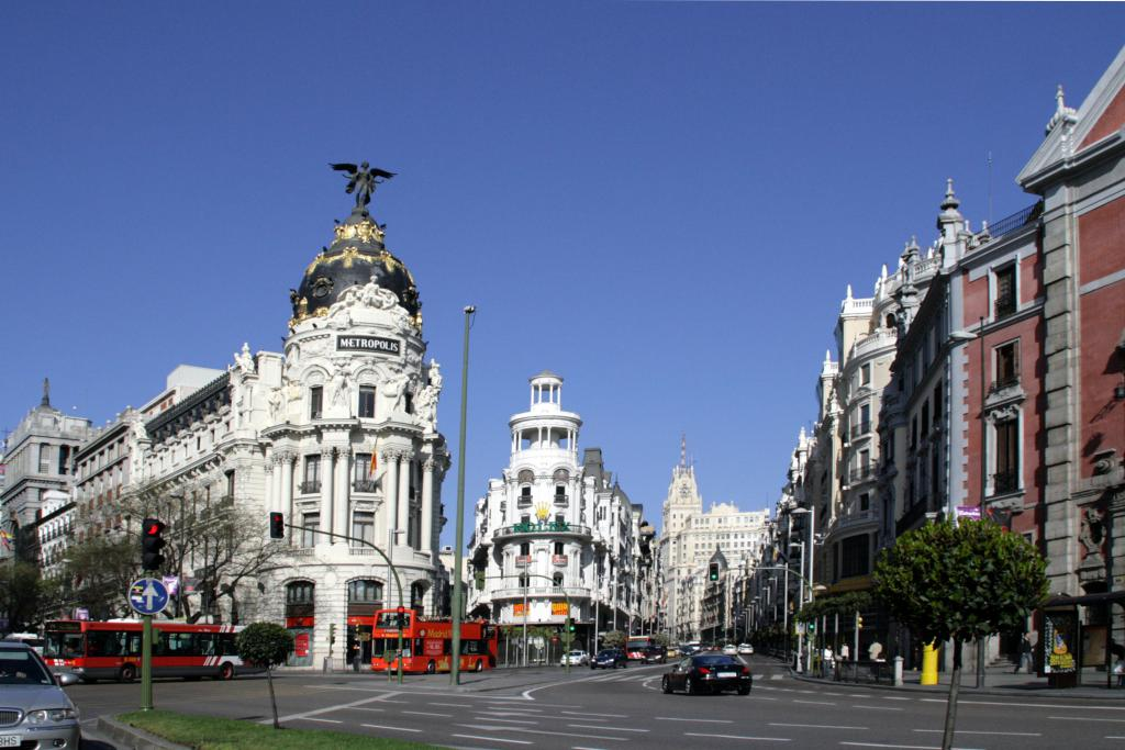 Madrid Introduction Walk Ii Self Guided Madrid Spain