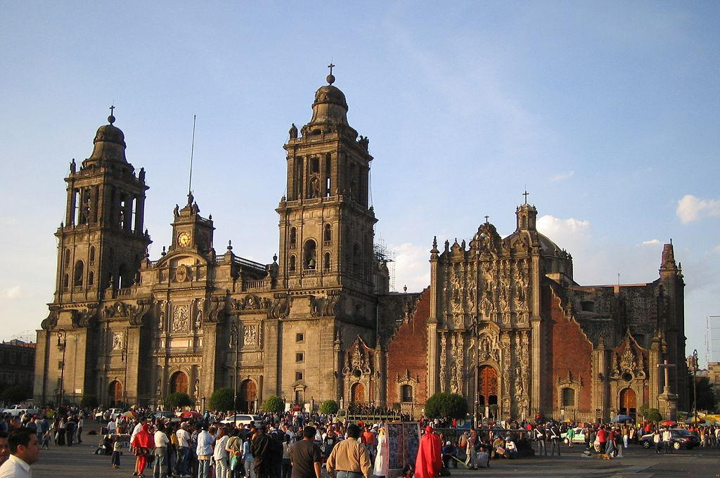 Mexico City Guide App