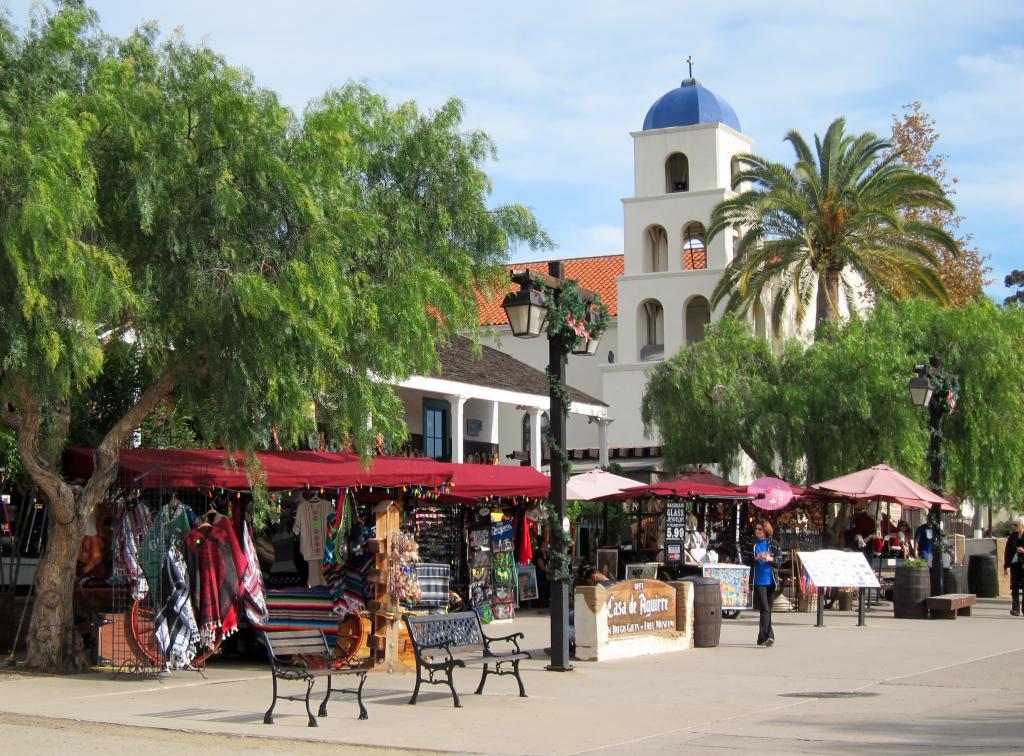 Old Town San Diego Walking Tours