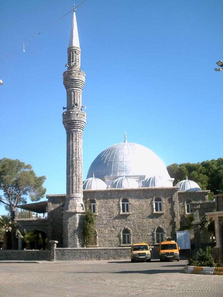 sightseeing walk antalya historical worship places