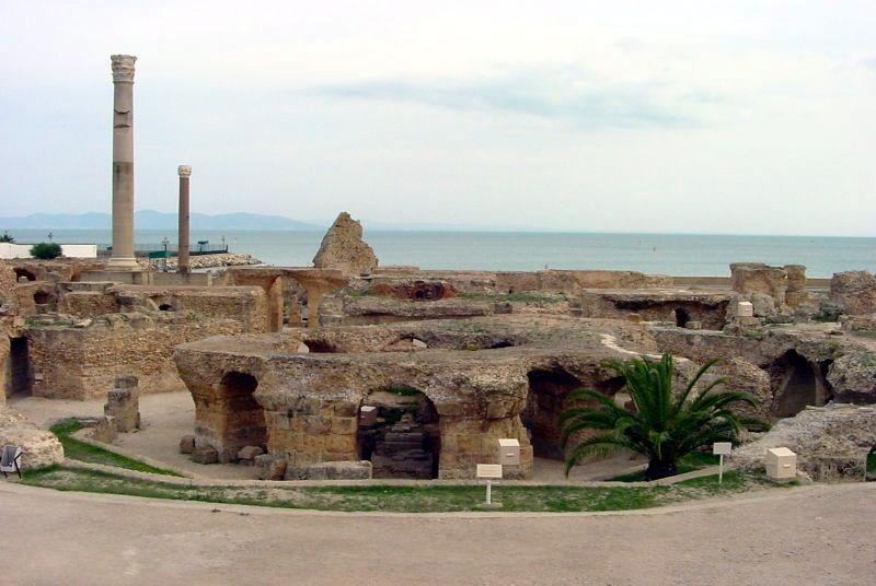 Carthage Ruins Tour