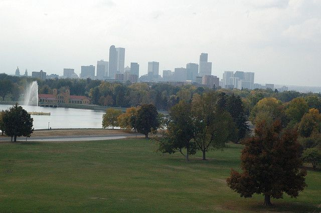 Tour Of Denver's City Parks, Denver, Colorado