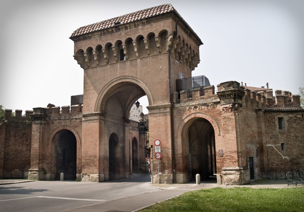 Western Bologna Walking Tour Bologna Italy