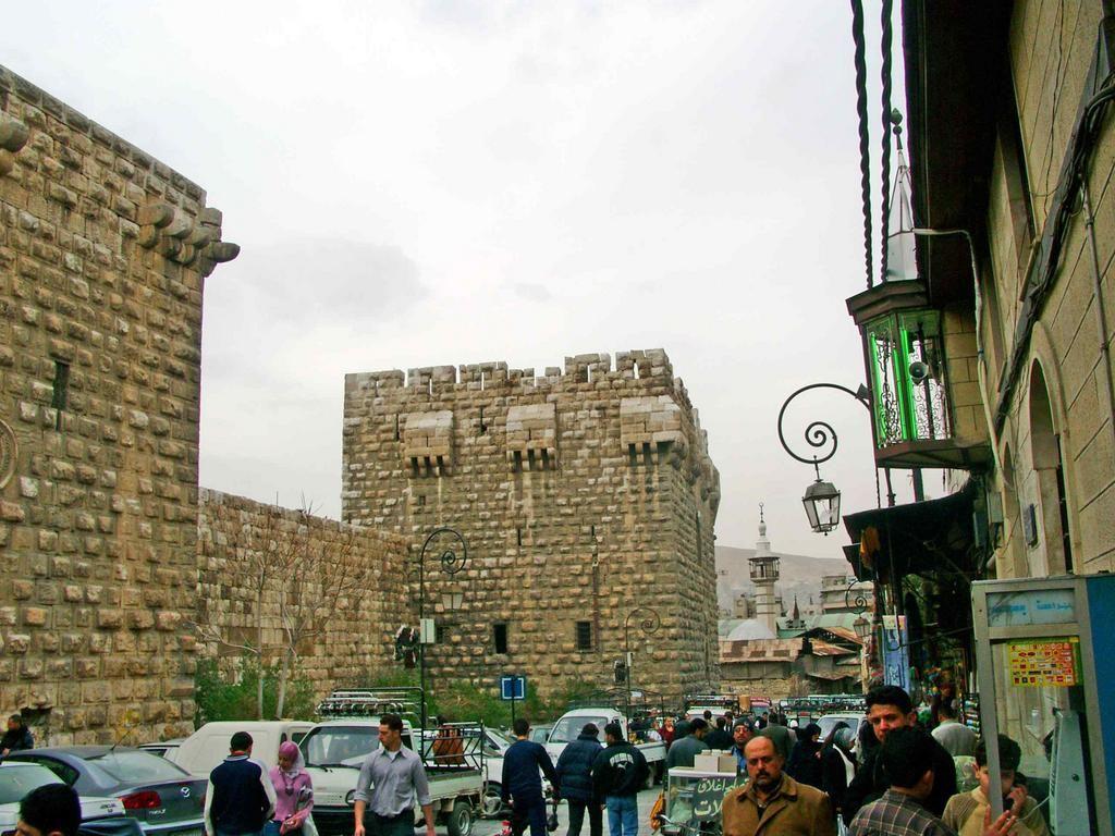 Old Damascus Landmarks Tour Damascus Syria