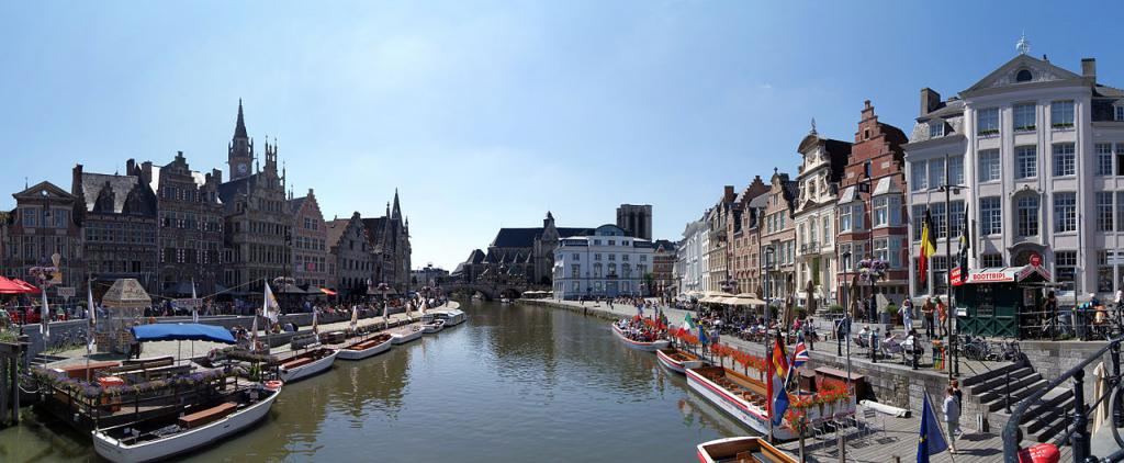 9 Self-Guided Walking Tours in Ghent, Belgium + Create Your ...