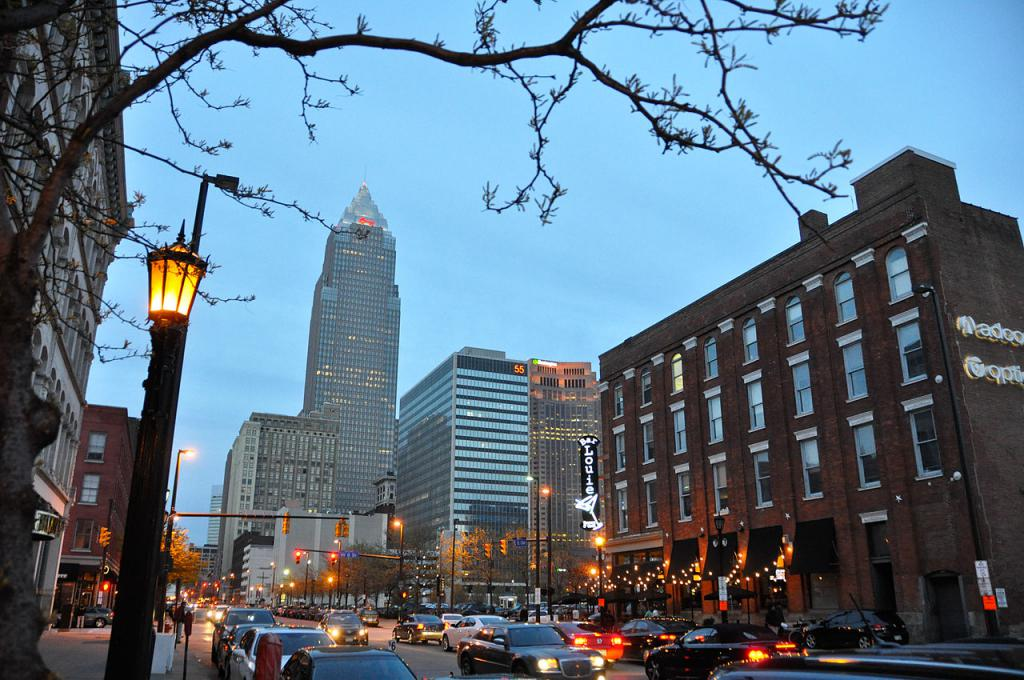 Cleveland Self Guided Walking Tours