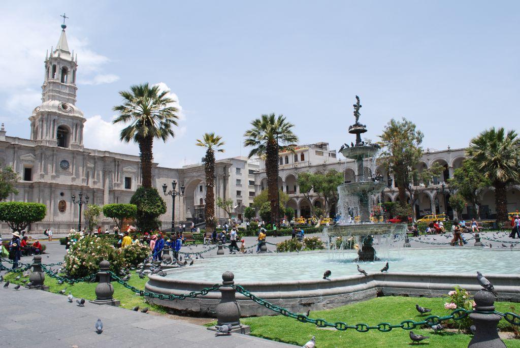 Daily Life Tour of Arequipa, Arequipa, Peru