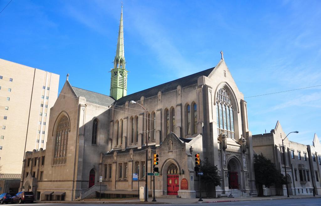 Cathedral Tour Tulsa