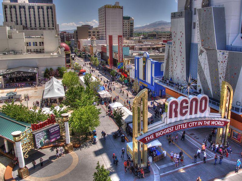 Nevada Hauptstadt