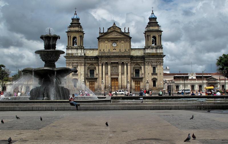 Guatemala City Daily Life, Guatemala City, Guatemala