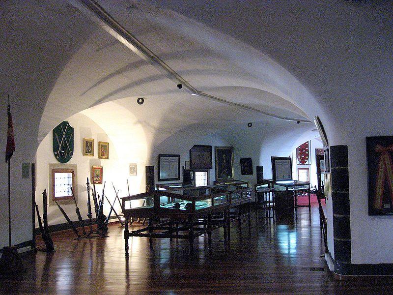 Museo De Santa Cruz.Museums And Art Galleries In Santa Cruz De Tenerife Santa Cruz De
