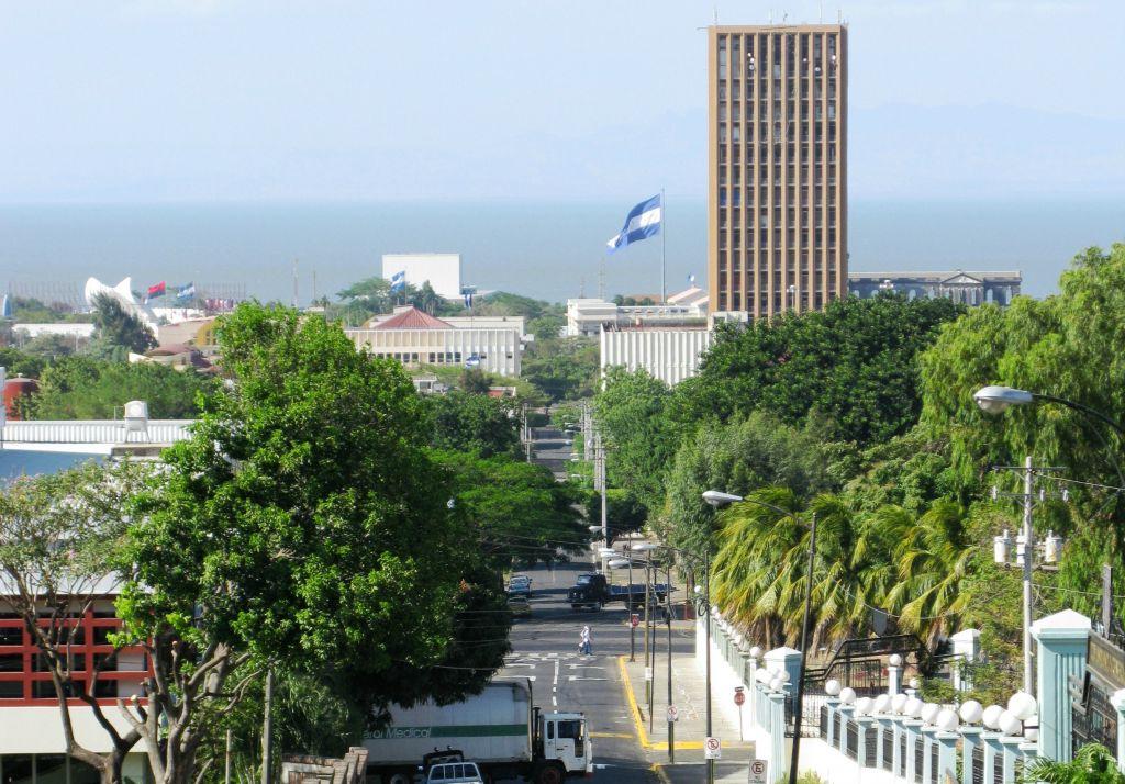 City Orientation Walk Ii Managua Nicaragua