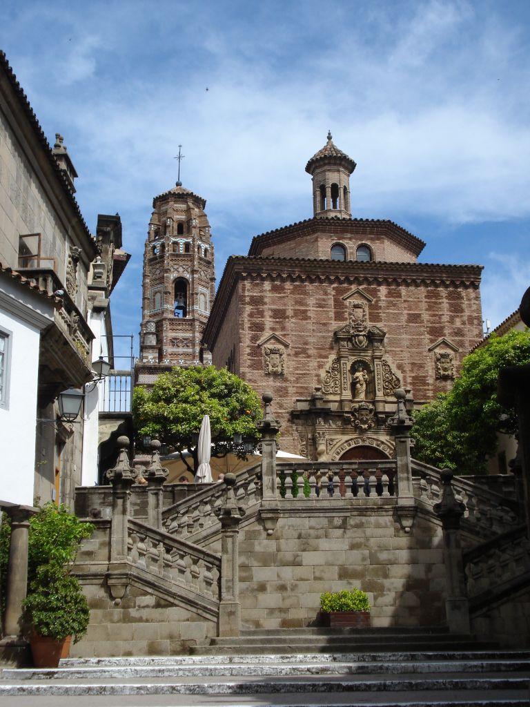 montju u00efc museums tour  barcelona  spain