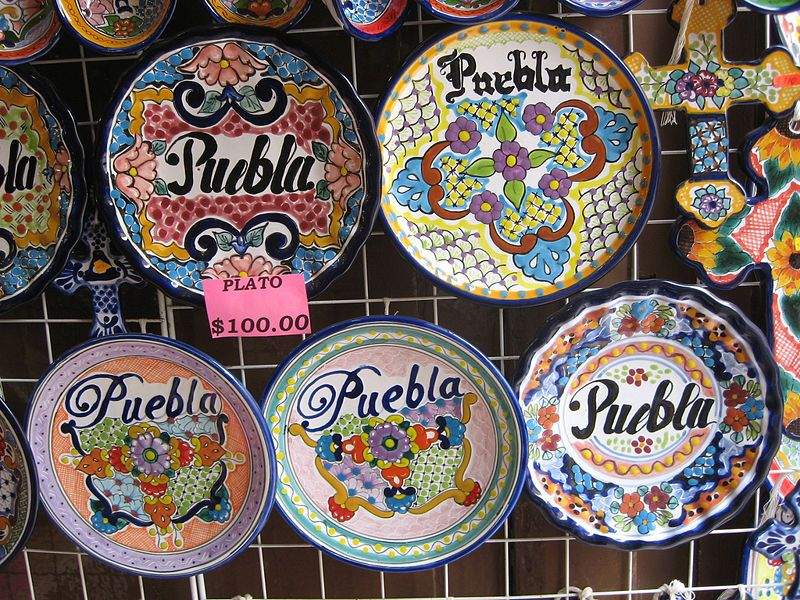 Interesting Shopping Spots In Puebla Puebla Mexico