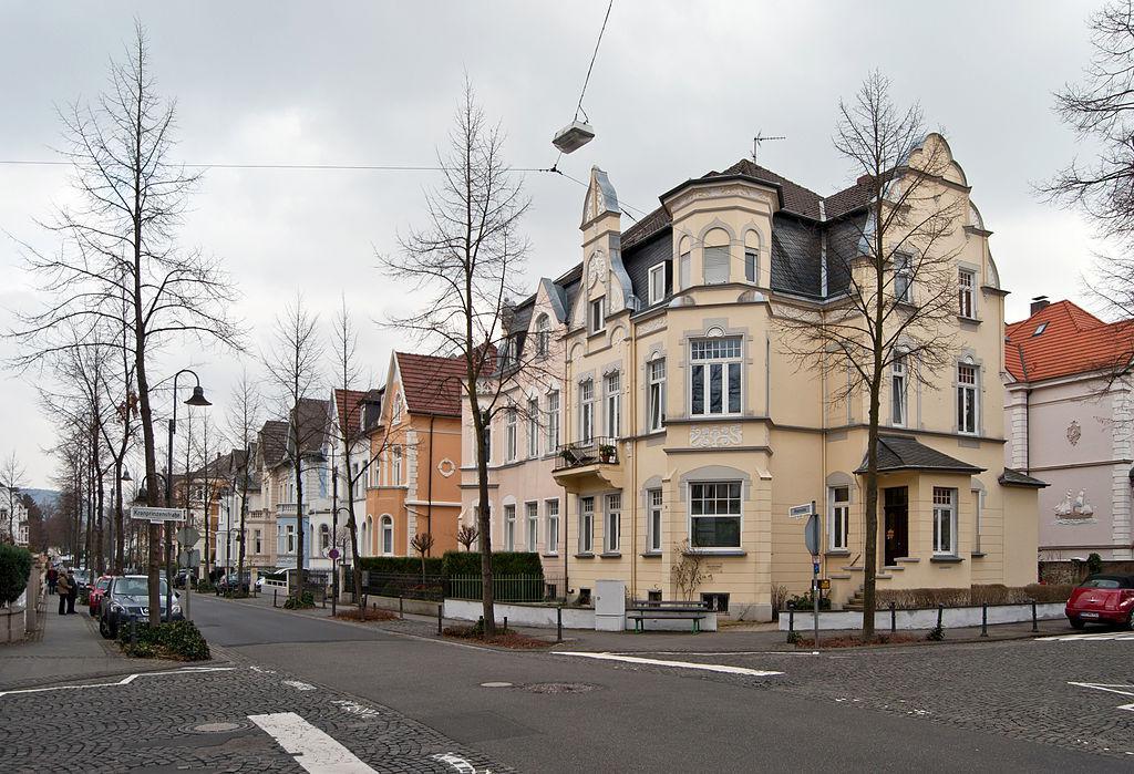 Bad Godesberg Walking Tour (Self Guided), Bonn, Germany