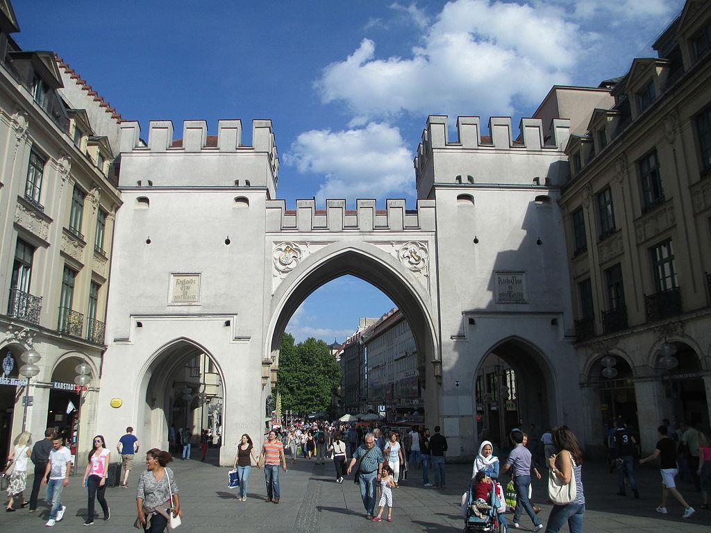 Self Guided Munich Walking Tour