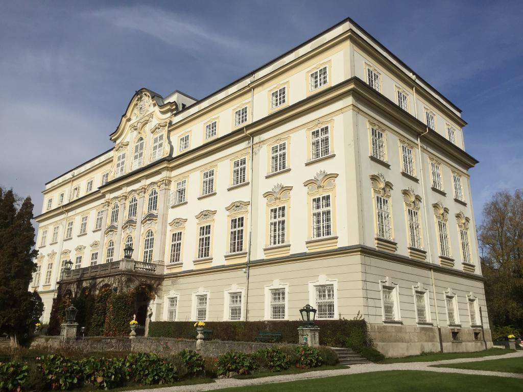 SchloГџ Bei Salzburg
