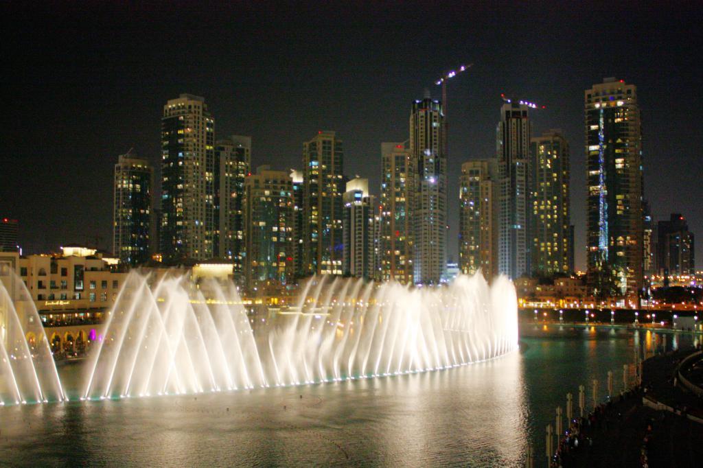 Dubai Fountain, Dubai