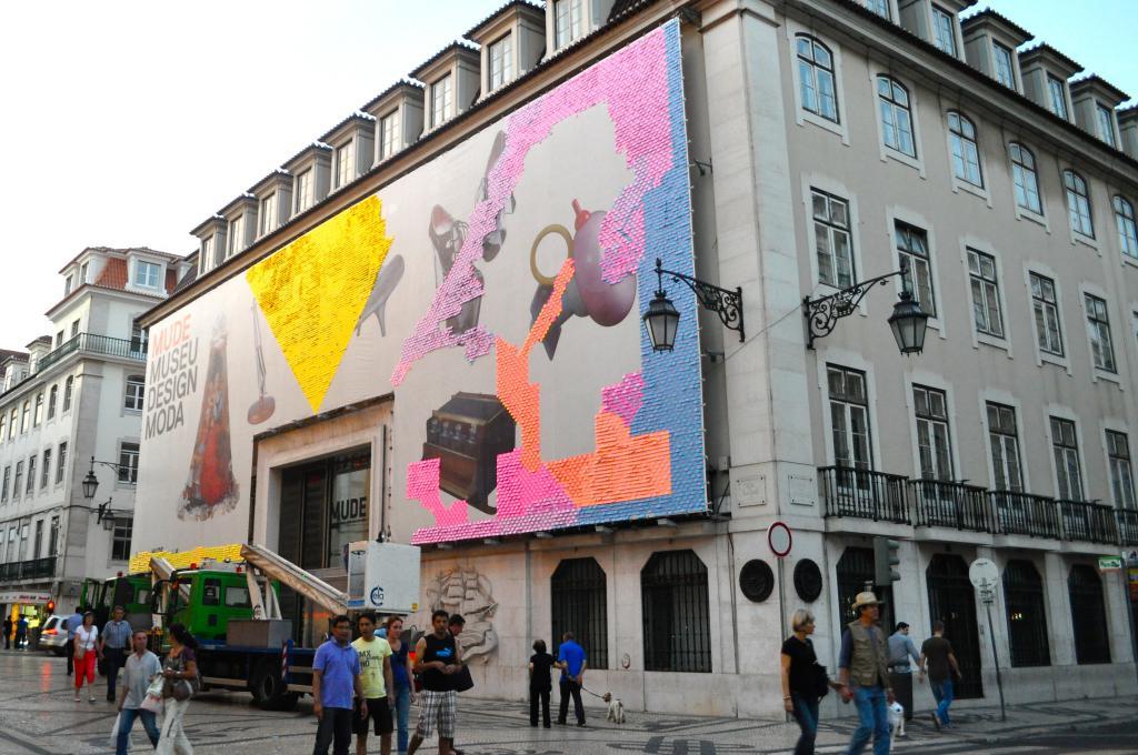 Mude Design And Fashion Museum Lisbon