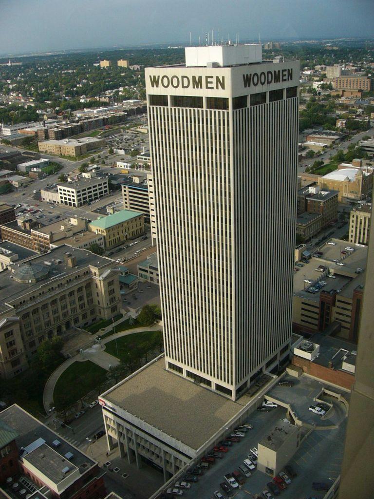Woodmen Tower, Omaha