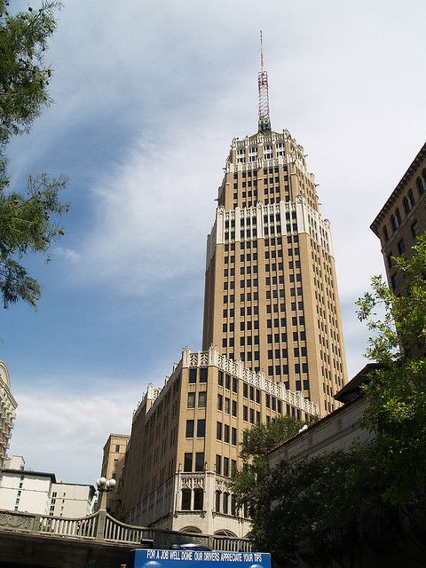 Tower Life Building San Antonio