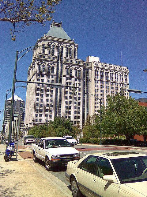 Jefferson Standard Building Greensboro