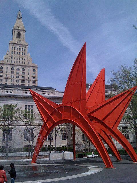 Alexander Calder S Stegosaurus Hartford