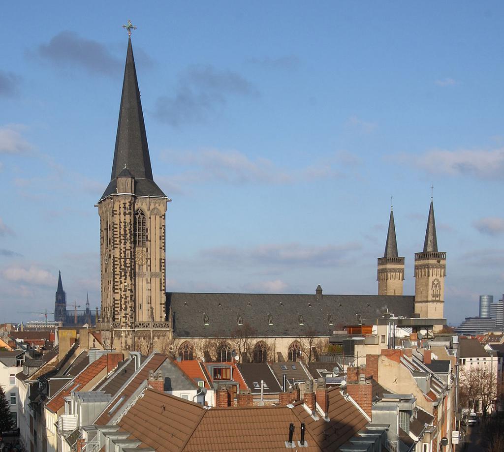 St Severin Köln