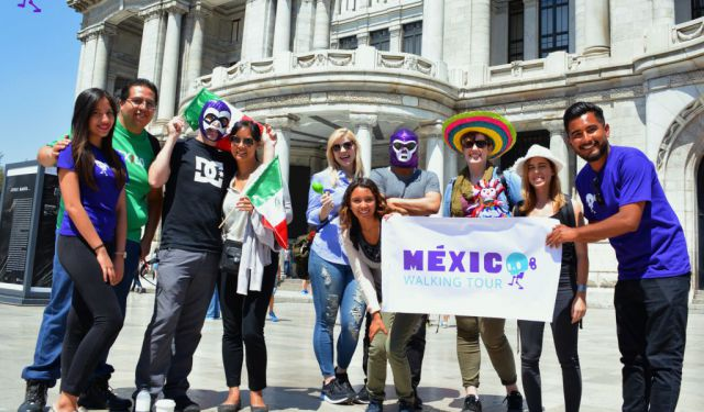 Mexico City Free Walking Tour, Mexico City